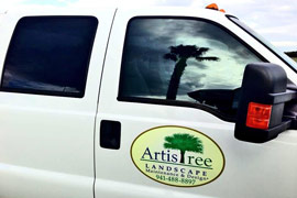 ArtisTree Truck