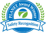 Safety Recognition Award