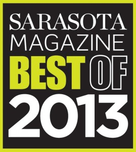 Best of 2013 Sarasota Magazine icon