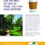 A Well-Maintained Landscape Can Be Yours by Skipping a Cup of Coffee