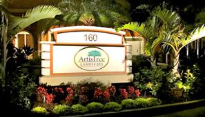 ArtisTree Landscape Florida, Sarasota landscape designers
